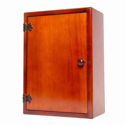Medicine Cabinet - Wooden - 3 Shelves
