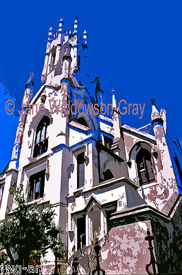 CHALMERS former church LAUNCESTON PHOTO & DIGITAL ART 8x12 Giclée Fine Art Print