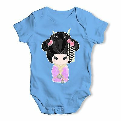 Twisted Envy Hanako Purple Version Baby Unisex Funny Baby Grow Bodysuit