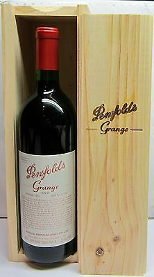 "Penfolds Grange Bin 95 Vintage  1990   "" Grange"" Presentation  Box.  Red Wine"