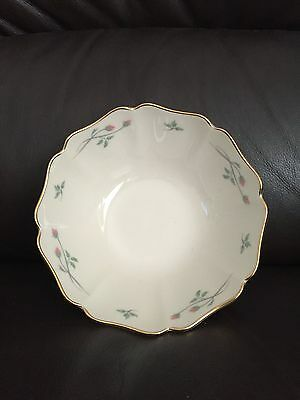 Lenox Rose Manor Candy Dish - Made in the USA