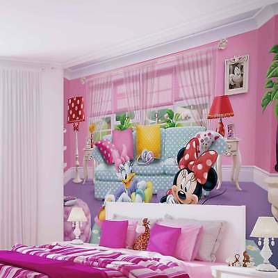 WALL MURAL PHOTO WALLPAPER XXL Disney Minnie Mouse (1674WS)