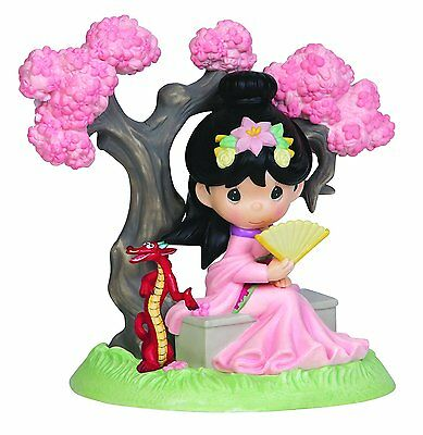 Precious Moments 143019 Disney Showcase Collection Bisque Porcelain Figurine CXX