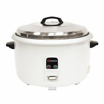 6L Non Stick Automatic Electric Rice Cooker Warmer Pot Warm Cook Pro 40 Cups