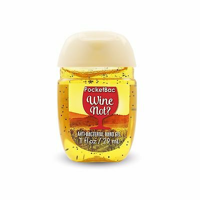 Bath & Body Works - Hand-Desinfektions-Gel - Wine Not? - 29ml