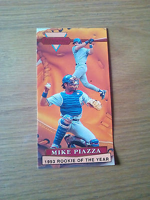 Ultra-Pro 1994 Mike Piazza Trading Card
