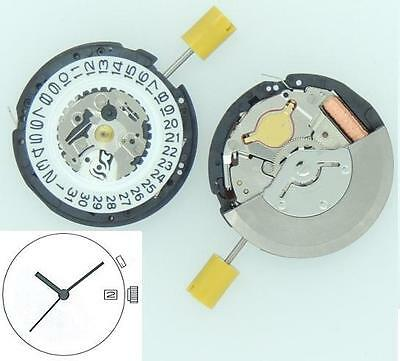 New Kinetic Watch Movement Yt62 For Replaces Hattori 5M42