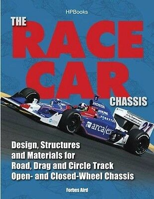 THE RACE CAR CHASSIS BOOK Design Structures Materials for Road Drag Track Racing