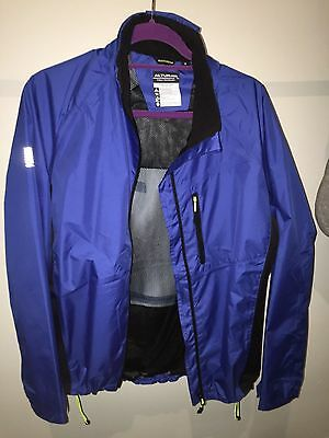Altura nightvision waterproof windproof cycling jacket size Large (NEW)
