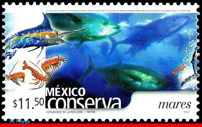2270 Mexico 2002 Conservation, Oceans, Fish, (11.50P), Mnh