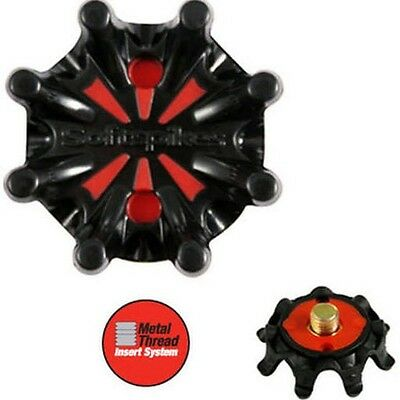 NEW PACK 18 PULSAR SOFTSPIKES GOLF CLEATS Spikes Studs Fits Thin Thread GOLF