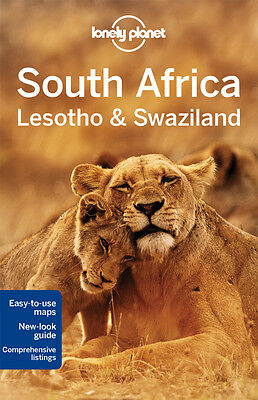 Lonely Planet SOUTH AFRICA LESOTHO & SWAZILAND (Travel Guide) - BRAND NEW