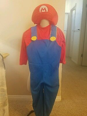 super mario halloween outfit