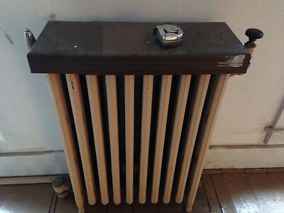 cast iron steam radiator