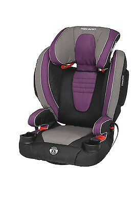 Brand New! Recaro Performance Booster High Back Booster Car Seat (Plum)