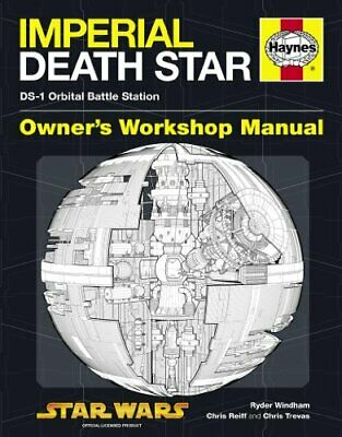 Death Star Manual: DS-1 Orbital Battle Station (Owners' Work... by Ryder Windham