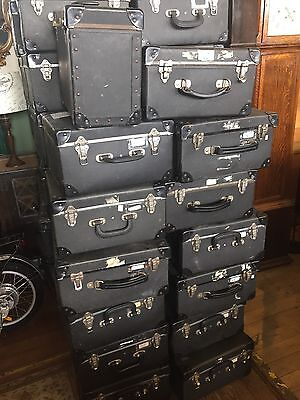 Storage Boxes, CD Cases, Stacking Boxes, Record Cases Vintage Retro
