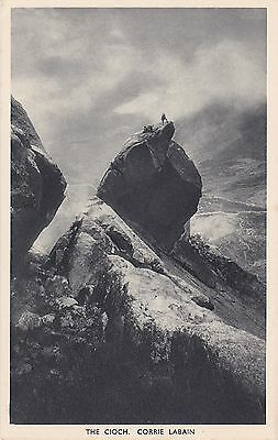 Rock Climbing, The Cioch, Corrie Labain, ISLE OF SKYE, Inverness-shire