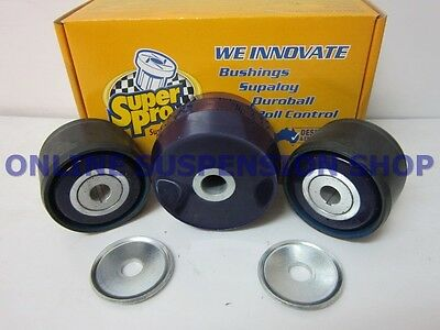 Suits Ford Falcon BF FG SUPER PRO HD Rear Diff Mount Bush Kit SUPERPRO