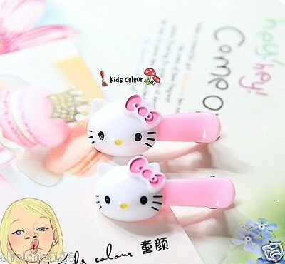 Hello Kitty Baby Girls Hair Clips 1 set of 2pcs KK250