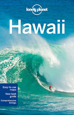 Lonely Planet HAWAII 12 (Travel Guide) - BRAND NEW PAPERBACK