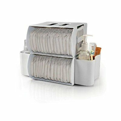 New-Prince Lionheart Modular Nappy Depot -nappy stacker-BUYER COLLECT Rochdale