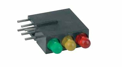 3 mm Traffic light LED module Red/Yellow/Green. Free Postage Offer!