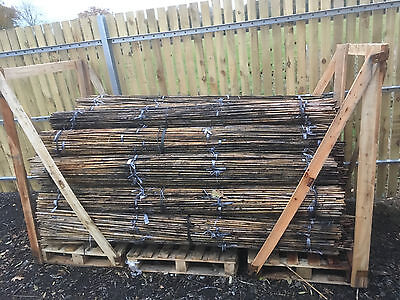 Clearance joblot 7ft bambo garden support canes