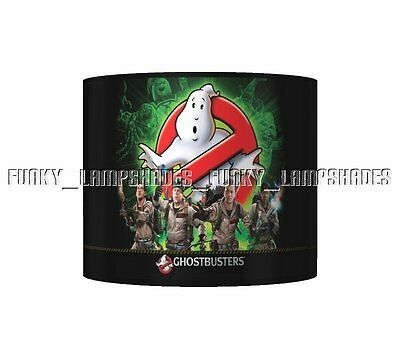 Ghost Busters ☆ Ceiling Lampshade ☆ Girls / Boys Lamp Shade ☆ Matches Duvet