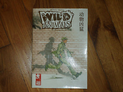 MANGA BD WILD ANIMALS tome 1 trafiquants de cles song yang  xiao pan