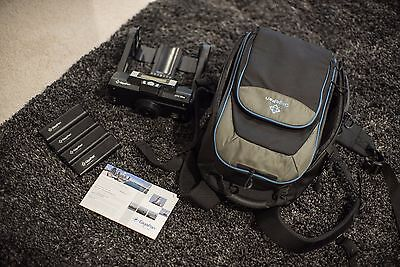 Gigapan Epic Pro w/5 batteries and backpack