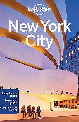 Lonely Planet New York City (Travel Guide) - BRAND NEW 9781743601198