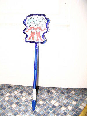 Dr Seuss Thing 1 & Thing 2 Pen Islands Of Adventure Brand New - Very Rare