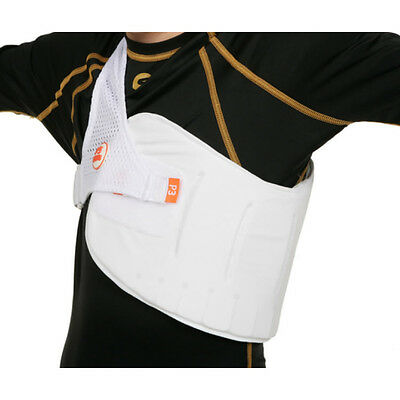 *NEW* AERO P3 JUNIOR CRICKET CHEST GUARD / PAD / PROTECTOR, Extra Small