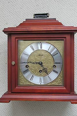 Superb Hermle Mantle Clock With Westminster Chime