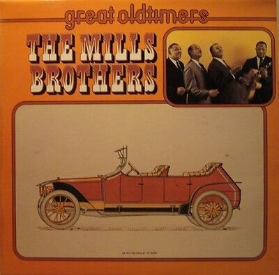 The Mills Brothers Great Oldtimers NEAR MINT DOT Vinyl LP