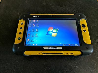 Trimble YUMA Tablet with Docking Station