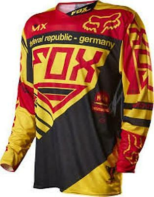 New Fox 360 Limited Edt Mxon Intake Jersey Mx Off-Road Size Xl $59.99 Now $39.99