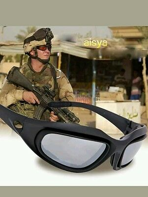 Army , airsoft swat Tactical hunting Sunglasses Protective Glasses
