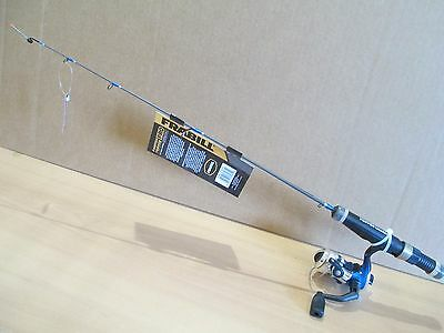 FRABILL PANFISH POPPER PRO Ice rod and reel combo  26 inch light power