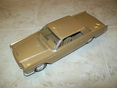 1966 Lincoln Continental Sandlewood.