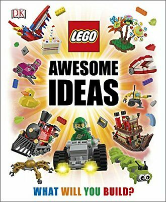 LEGO� Awesome Ideas by DK Book The Cheap Fast Free Post