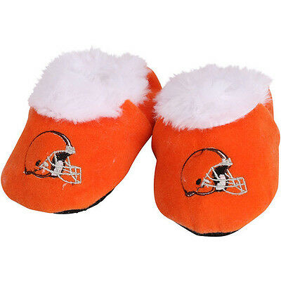 NFL Cleveland Browns Bootie Slippers