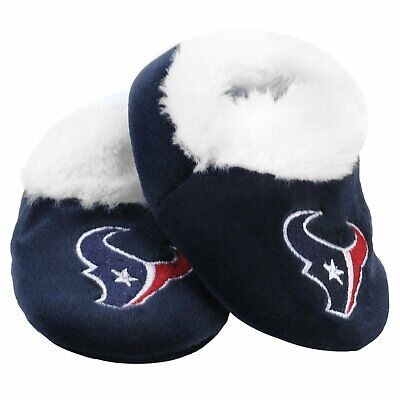 NFL Houston Texans Bootie Slippers