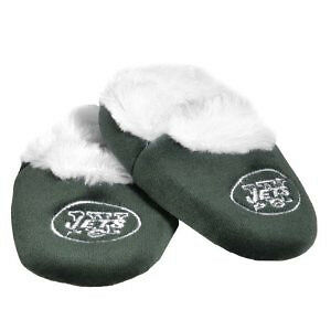 NFL New York Jets Bootie Slippers