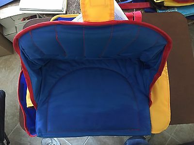 Fisher-Price Stow-N-Go Travel Booster Seat