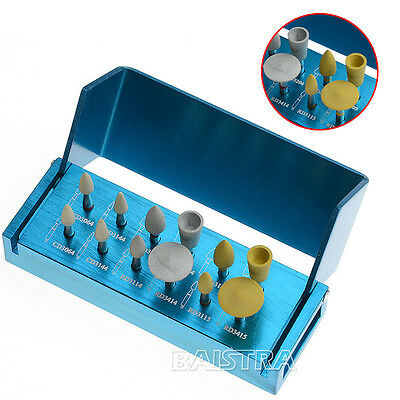 Dentaire Low Speed Contra Angle Diamond Polishing Set for Zirconia For Clinic