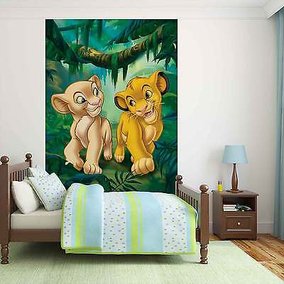 WALL MURAL PHOTO WALLPAPER XXL Disney The Lion King (3208WS)