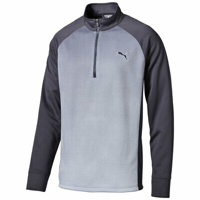 Puma Golf GOTIME Fade 1/4 ZIP POPOVER Sweater Pullunder Pullover Dry Cell