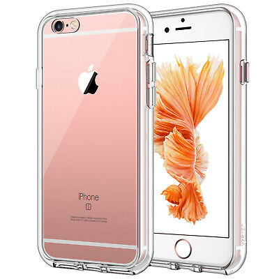 JETech Bumper Case for Apple iPhone 6/6s Shock-Absorption Cover